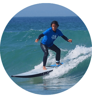 Bénodet surf school